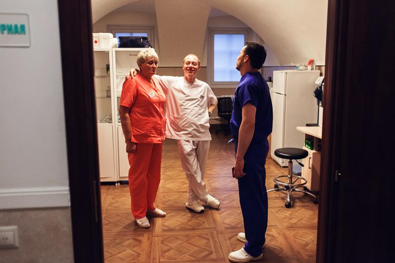 один будний день пластического хирурга в городе Москва, фото 39