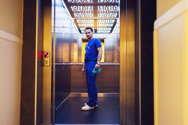 один будний день пластического хирурга в городе Москва, фото 41