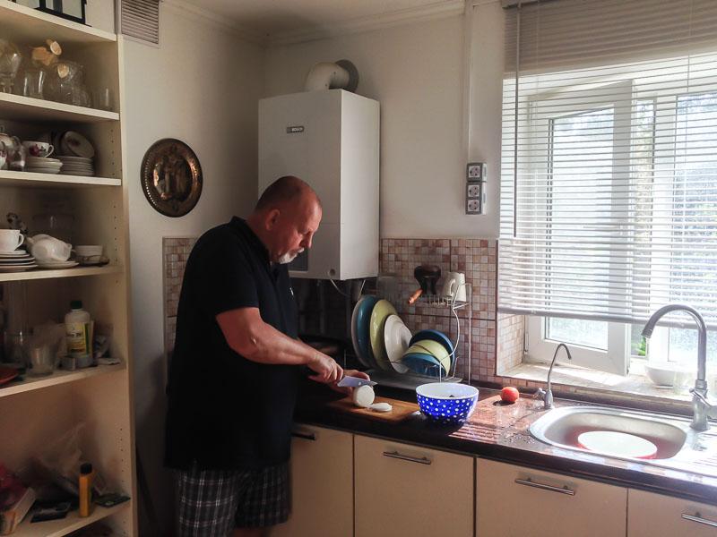 один будний день простого крымского пенсионера, фото 37