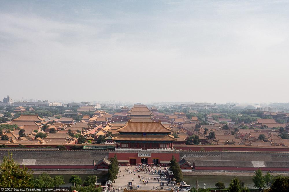 один день блогера и путешественника в жарком Пекине, фото 41