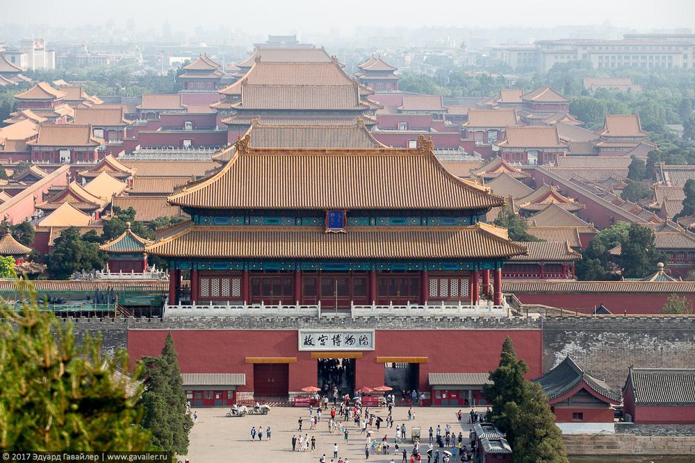 один день блогера и путешественника в жарком Пекине, фото 42