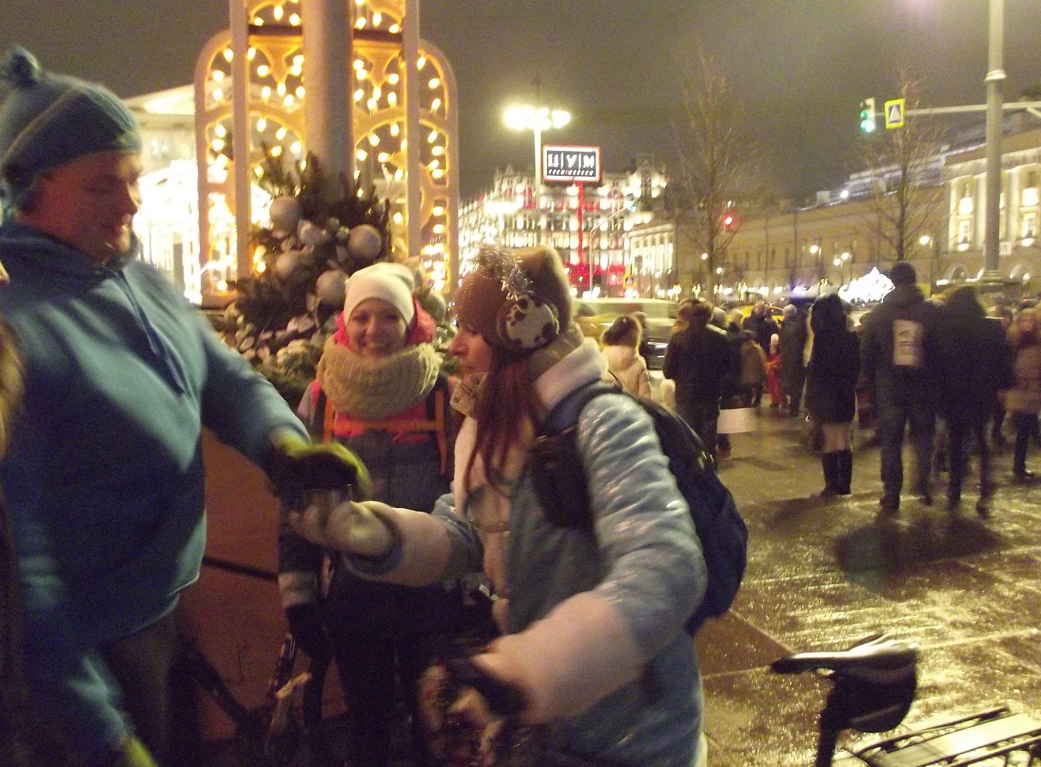один мой зимний велодень в городе Москва, фото 19