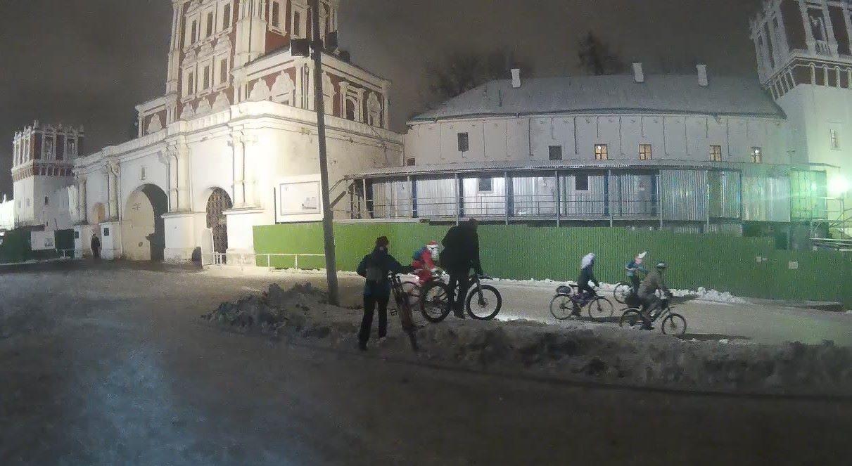 один мой зимний велодень в городе Москва, фото 30