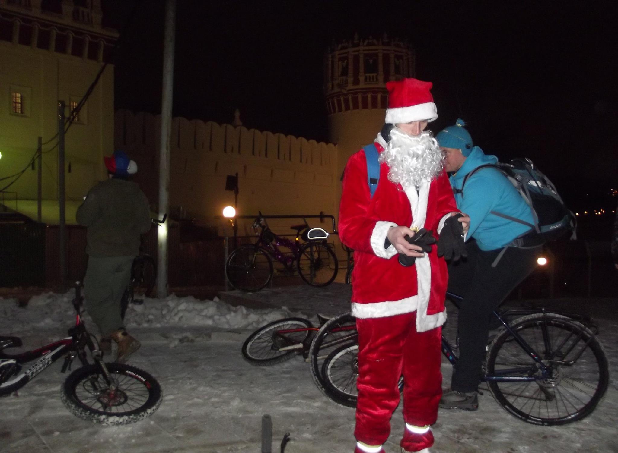 один мой зимний велодень в городе Москва, фото 31