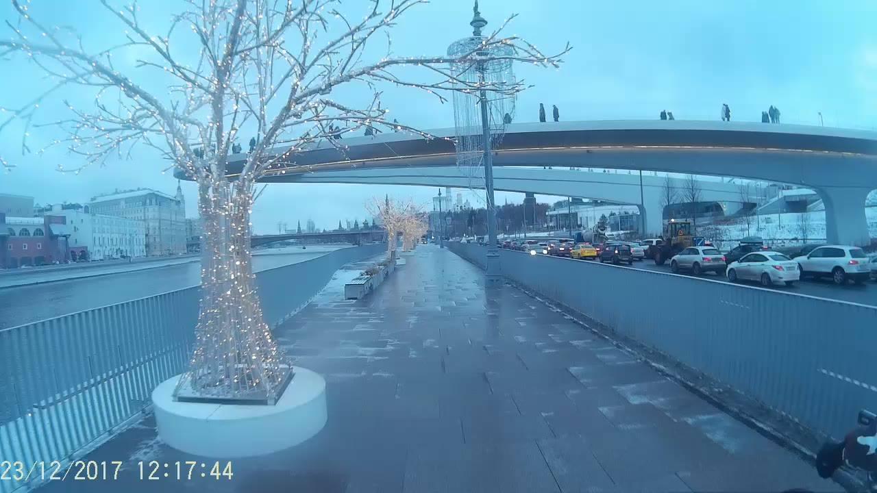 один мой зимний велодень в городе Москва, фото 9