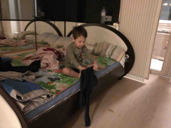 один будний день многодетной мамочки, фото 4