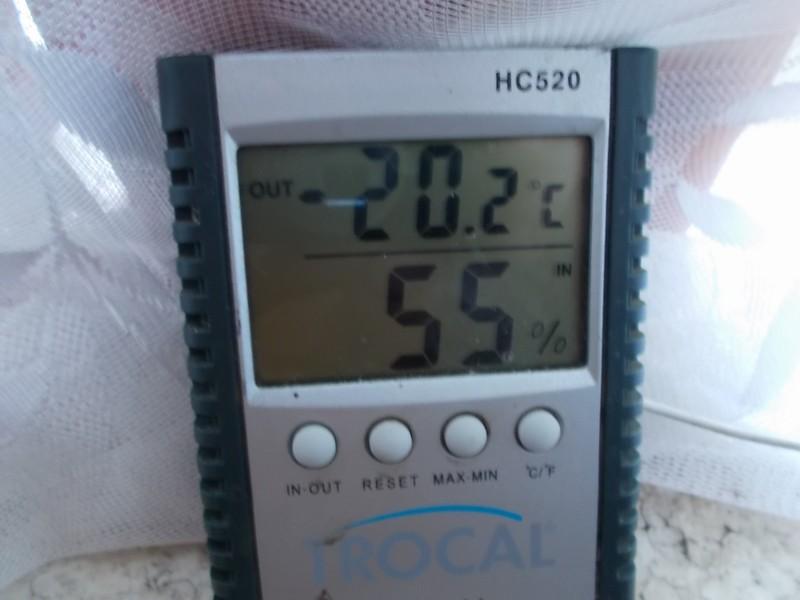 один мой морозный день в деревне Липецкой области, фото 17