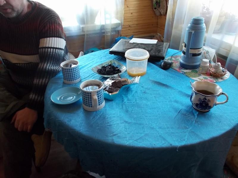 один мой морозный день в деревне Липецкой области, фото 27