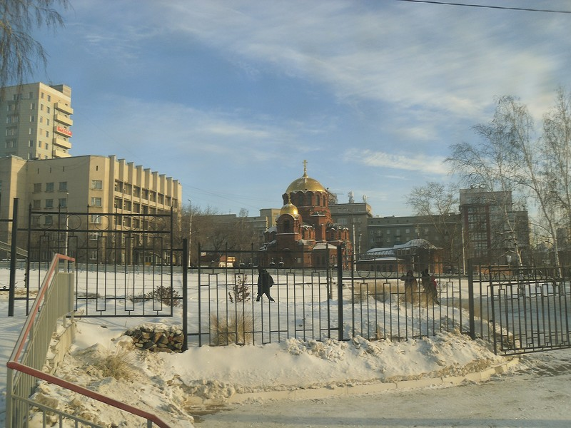 один мой будний день в Новосибирске, фото 11