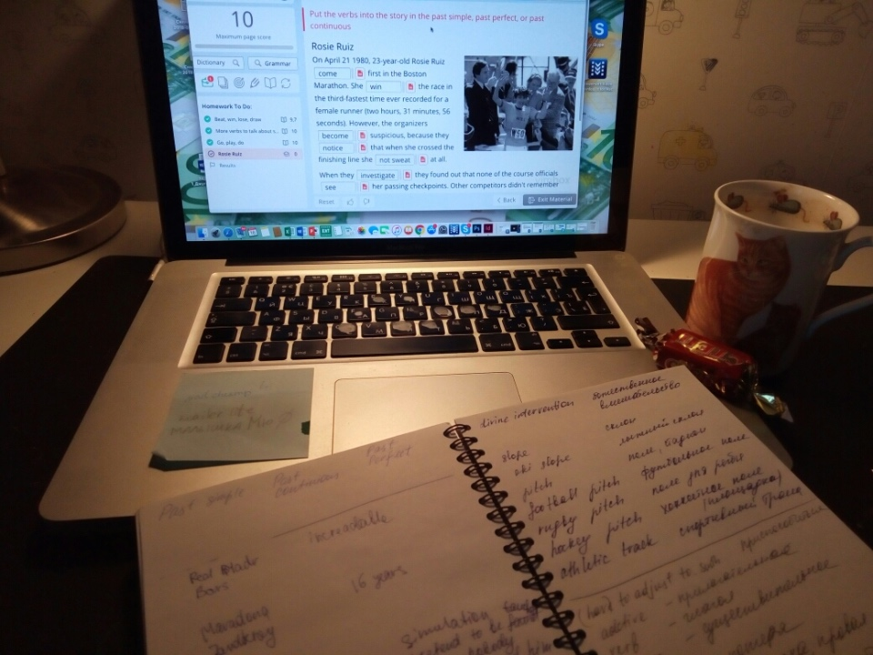 один будний день сценариста и художника, фото 10