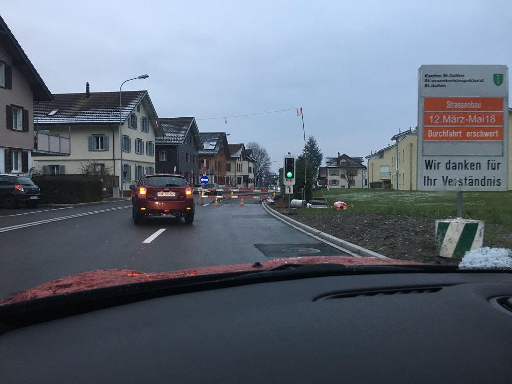 один рабочий день технического руководителя в кантоне Санкт-Галлен, Швейцария, фото 18