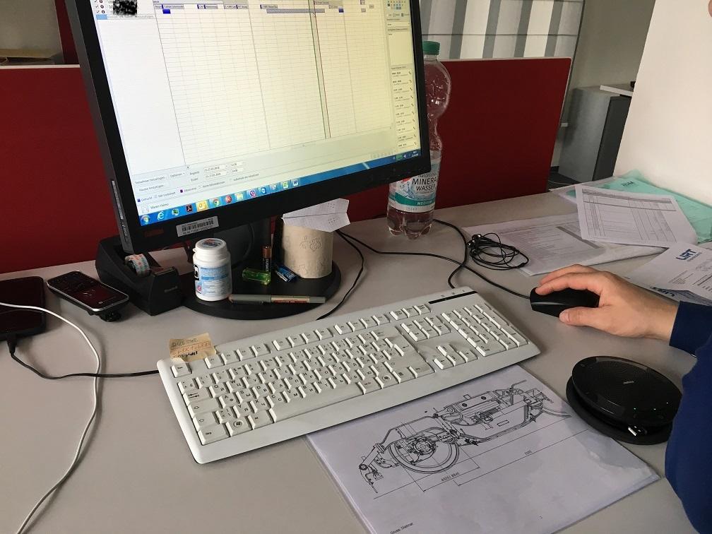 один рабочий день технического руководителя в кантоне Санкт-Галлен, Швейцария, фото 29
