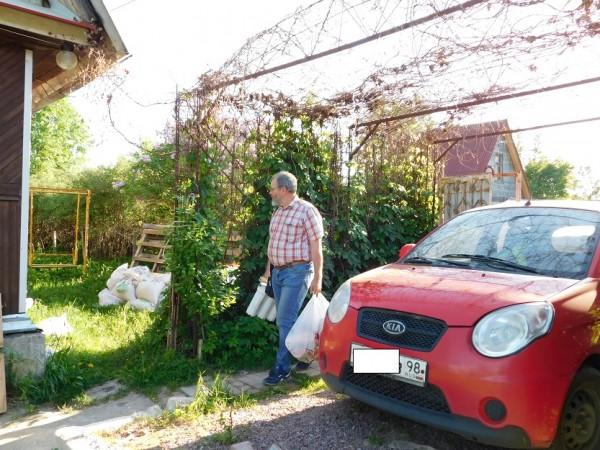 один мой весенний день проведенный на даче, фото 56