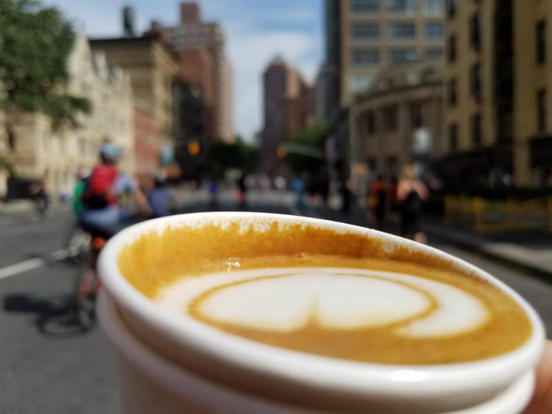один мой обычный выходной в Нью-Йорке, фото 11
