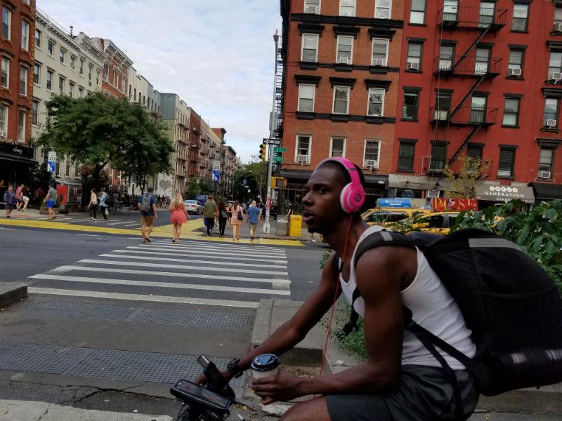 один мой обычный выходной в Нью-Йорке, фото 16