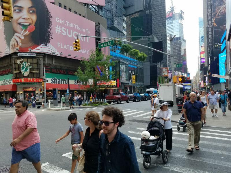 один мой обычный выходной в Нью-Йорке, фото 23