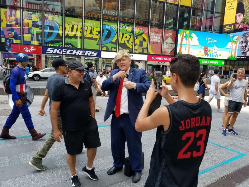 один мой обычный выходной в Нью-Йорке, фото 27