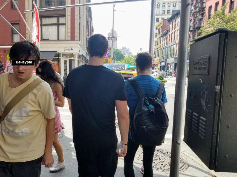 один мой обычный выходной в Нью-Йорке, фото 28