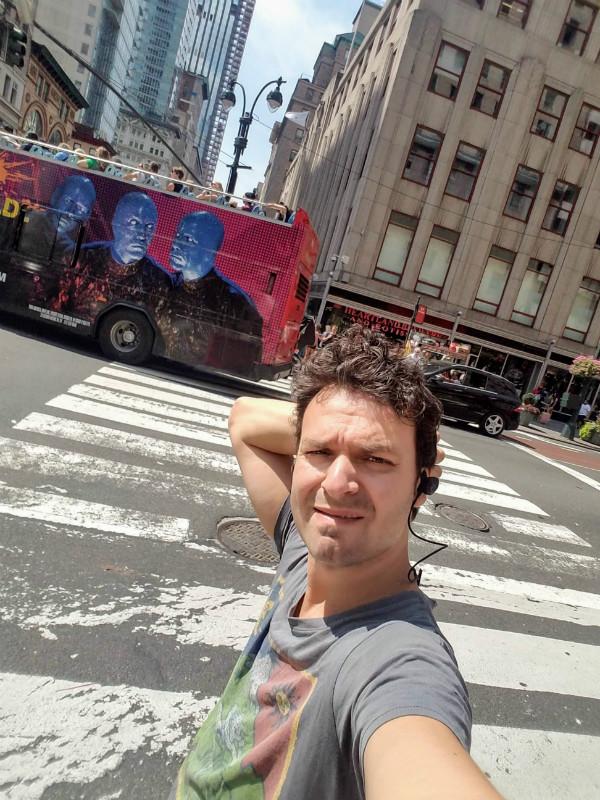 один мой обычный выходной в Нью-Йорке, фото 29