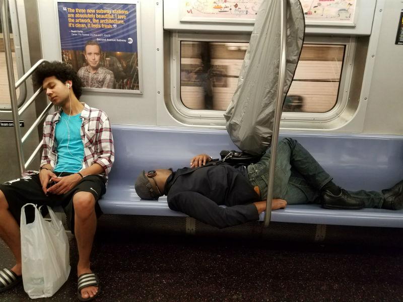 один мой обычный выходной в Нью-Йорке, фото 40