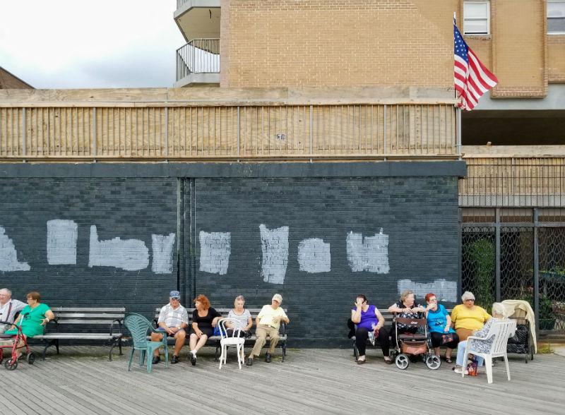 один мой обычный выходной в Нью-Йорке, фото 46