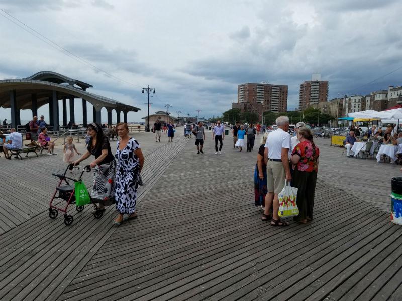один мой обычный выходной в Нью-Йорке, фото 51
