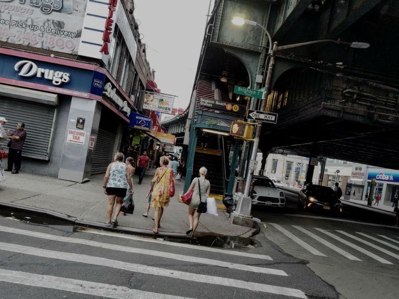 один мой обычный выходной в Нью-Йорке, фото 54