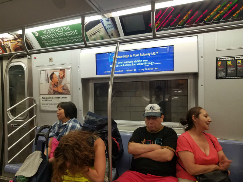 один мой обычный выходной в Нью-Йорке, фото 55