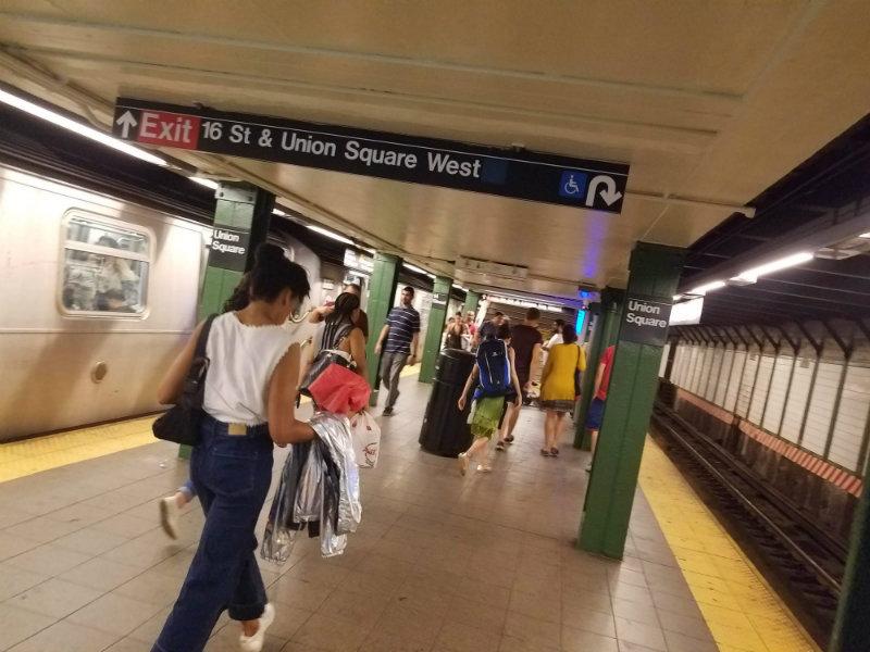 один мой обычный выходной в Нью-Йорке, фото 56