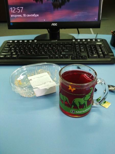один рабочий день из жизни офисного планктона, фото 17